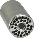 De onderwater Camera van de Inspectie van het Afvoerkanaal van het Riool met VideoOpname