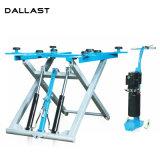 Cilindro hidráulico do pistão telescópico excelente do mecanismo da grua dos elevadores do crescimento da qualidade