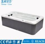 Conception spéciale de luxe Taille Mini un bain à remous SAA Ce système approuvé Balboa nager Pool Spa M-3504