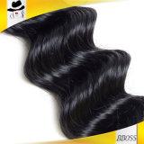 Tecelagem de fio de cabelo de cabelos peruana é muito bonito