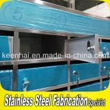 De productie van de Brievenbussen van de Vervaardiging van het Metaal van het Blad voor Verkoop