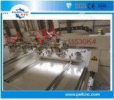 macchina di falegnameria di CNC 4-Axi per i piedini della Tabella