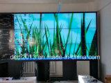 46-дюймовый Сверхтонкий ЖК-видеостены, очень узкая Сращивание экрана