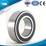 Rodamiento de bolitas radial angular del rodamiento de bolitas del contacto de la fila doble 5203-2RS 5203-Zz