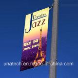 Publicidade exterior Street pólo bandeira assinar (BS71)