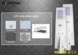 60watt 한세트 통합 Sunpower 옥외 정원 램프 LED 가로등
