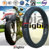 2.75-17 Câmara de ar interna da motocicleta butílica da câmara de ar interna do pneu de ATV para República dos Camarões