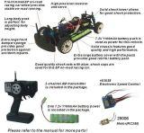 1: 18 RC Auto-Spielwaren 3 Kanal-Fernsteuerungsautos mit Cer-Bescheinigung