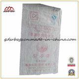 Новый материальный мешок пластмассы сплетенный PP для порошка замазки