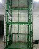 Heavy Duty Industrical elevación de la plataforma de carga hidráulica