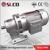 Motor engranado Cycloidal micro de la pequeña potencia de aluminio de la aleación de la serie del Wb