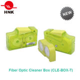 Low Cleaning Cost Applications를 위한 섬유 Optic Cleaner Box