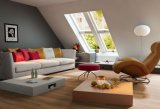 Resilient Floor lâche Lay Plank Flooring PVC Sport