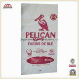 Qualität gesponnener Polypropylen-Sack für Verpackungs-Mehl