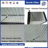 Фильтр H13 H14 HEPA для центрального кондиционирования воздуха