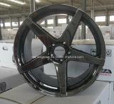 Le travail chaud Te37 CE28 Convance de pouce de la vente 12-26 rayonne la roue/jante d'alliage