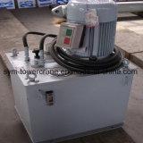 ジャックシリンダーが付いている油圧ポンプをはめ込む40MPaタワークレーン