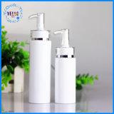 200ml/250ml de witte Kosmetische Fles van de Lotion van het Huisdier van de Cilinder Plastic Verpakkende