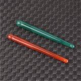 Естественный красный инструмент Gua Sha массажа нефрита агата