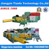 Y81 Machine van het Recycling van het Schroot van het Metaal van de Pers van het Schroot van het Aluminium de Ijzerhoudende (met Ce ISO)