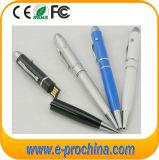 (TD03)レーザーの懐中電燈のBallpoitのペンの形USBのフラッシュ駆動機構