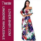 Vestiti casuali del maxi vestito per le donne (L51323)