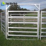 Yard galvanisé de 6 de longerons de l'Australie bétail d'IMMERSION chaude