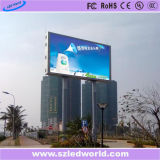 P20 Outdoor affichage LED courbé fixe