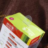OEM Branding pacote de garrafa de plástico impresso (caixa de embalagem PP)