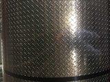 Tread di alluminio Plate 1100 3003 per Flooring