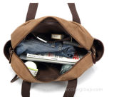 Мешок Weekender перемещая мешка плеча холстины резвится сумка