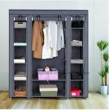 Современный простой шкаф домашних ткань складная тканью Уорд узел хранения размера кинг усилитель комбинацию простых шкаф (FW-36B)