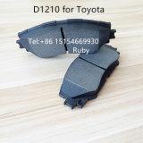 Японский автомобиль для Северной Америки диск тормозной колодки D1210 04465-02160 Wva 24336