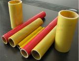 El aislamiento de alta densidad de los tubos de varillas de baquelita