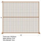 8'x10' Ca panneaux de clôture de la température standard