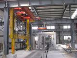 Maquinaria ventilada esterilizada do bloco de cimento