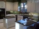 Mesa de bancada de granito Green Green verde de qualidade superior (YQC-GC1001)