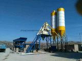 60 centrale de malaxage de traitement en lots de béton prêt à l'emploi de l'usine Hzs60 de béton préfabriqué du mètre cube /H