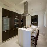 Modular americana de madera sólida Mejor del gabinete de cocina