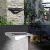 Impermeable al aire libre Solar luz de pared Nsl-820