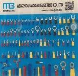 PVC verzinnter Messing-RV-Draht-Stecker