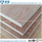 Grado de Okume/Bintangor mueble frente madera contrachapada comercial Álamo