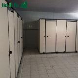 Partición fenólica a prueba de humedad blanca del tocador del centro de deporte de Jialifu