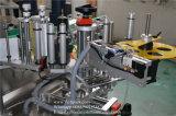 Automatique godet plat surface latérale de l'étiquetage de la machine