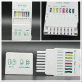 8 Comité 10 de Kop van de Kaart van de ONDERDOMPELING van het Apparaat van de Test van de Drug van de Urine van het Comité