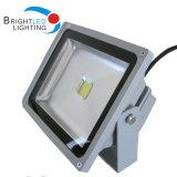 Diodo Emissor de Luz Elevado Flood Light do Diodo Emissor de Luz Light Spots de Lumen 50W Flood Outdoor