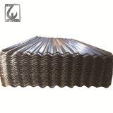Lamiera di acciaio ondulata galvanizzata del tetto del TUFFO caldo di Bwg 30