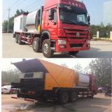 Camion sincrono di pietra della guarnizione schiacciato asfalto