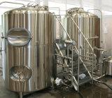 cervecería del micr3ofono del equipo de la fabricación de la cerveza 700L