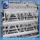 Vibration de haute qualité en béton de 6 m de la machine de mise à niveau Hot Sale